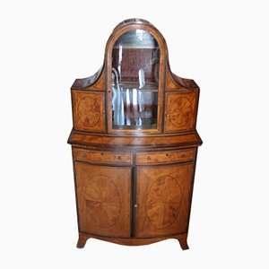 Древнеанглийская витрина Георга III начала XIX века