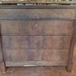 Empire mahogany Dresser Empire style