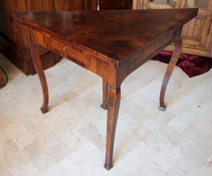 Античный палисандр игровой стол